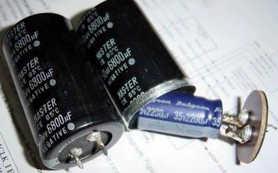 Fake Capacitors