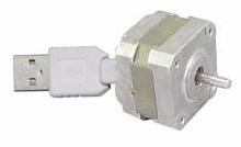PIC18F4550 Control stepping motor via USB interface delphi