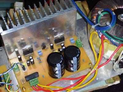 TDA7294 Multi Mode PCB 200W Stereo Mono
