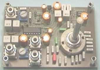 Gradual Subwoofer Bass  Filter Circuit