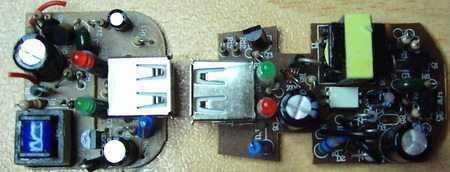 Simple USB Charging Circuit