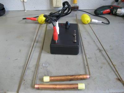 Simple Metal Detector Circuit