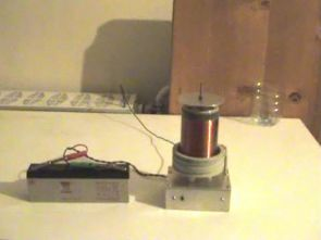 Solid State Tesla Coil Circuits