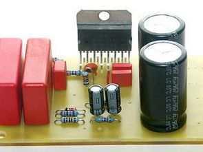 TDA7293 Amplifier Circuits PCBs