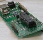 LCD-VFD Control Circuits PIC16F873 PIC16F628 USB RS232