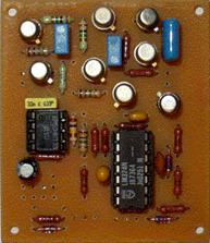 JFET Compressor Circuit