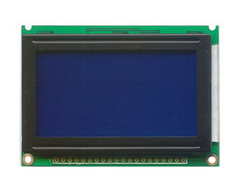 AT89C51 8051 Graphic LCD   Animation