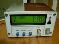 0-25V 2.5A Digital Power Supply Circuit LCD Display PIC16F873P