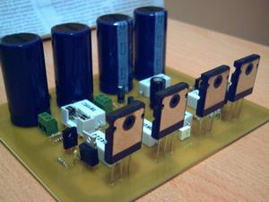 250W 500W Hifi Amplifier  Circuits