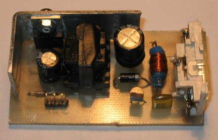 Inverter for 12V Strobe Circuit