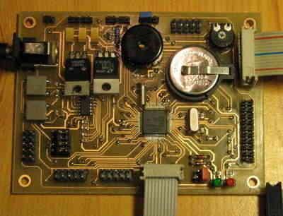 ARM7 LPC2138 Universal Control Board