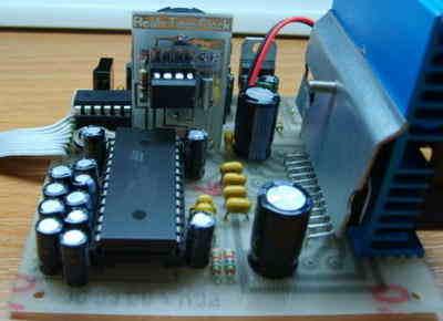 TDA7318  Surround Sound System TDA8567Q Amplifier PIC16F628A Control