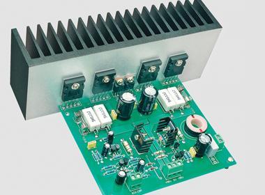 Ultra-LD 200W Power Amplifier Circuit