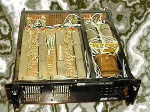 Guitar Studio 400W Power Amplifier Circuit PCB