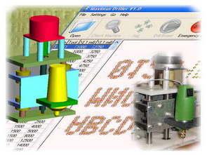 CNC PCB Machine Project