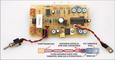 NiMH and NiCad Batteries Fast Charger Circuit with PIC Microcontroller
