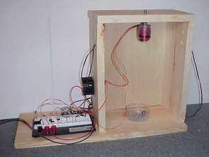 Magnetic Levitation Circuit