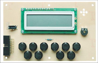 PIC16F84A Programmable Dual Timer  Circuit