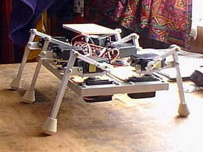 Microcontroller Controlled Robot Projects