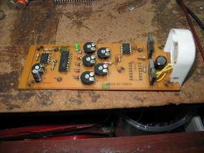 Ultrasonic Mouse Repeller Circuit