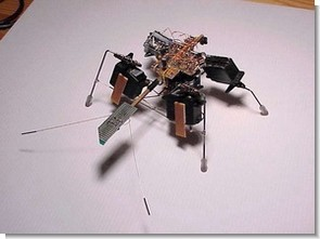 Bugs Robot with TTL