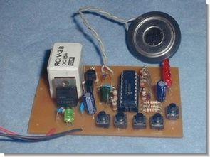 PIC16F84 Advanced Timer Circuit
