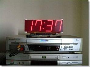 PIC16F877 Nixie Clock Circuit CCS C