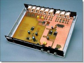 Audio Video multiplexer Circuit (amplified)  LM833  MAX497