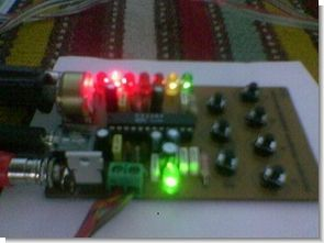 5-Channel Equalizer PT2389  3D-Effects Bass Filter Circuit