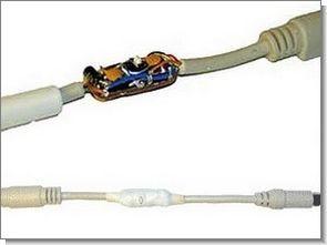 PS2 Keyboard Keylogger Circuit Atmel AT89C2051