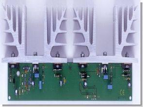400 watt hi-fi stereo Power Amplifier Circut TDA2030 Transistor Bridge