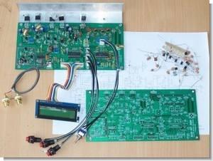 SAAA1057 BH1417 15W  FM Stereo Multiplex PIC16S819 Control