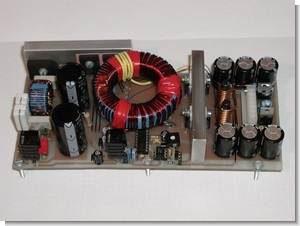 Amplifier SMPS Circuit Symmetrical 60V Driver SG3525 IR2110 ETD44