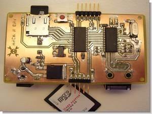 ENC28J60 Web Server Project PIC24FJ64  TCP-IP