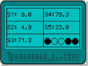 LM35 Temperature Sensor CCS C  PIC18F452 Application