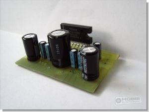 4-Channel Car Amplifier Circuit TDA1558Q
