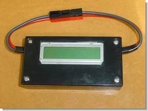 Watt, Current Meter Circuit PIC16F88 RPM Sensor