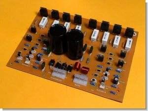 400W Transistor Power Amplifier Circuit - Electronics ...