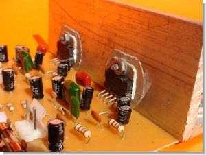 TDA2004  4X20W  Car Amplifier Circuit