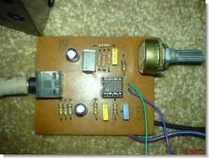 Active Sub-Bass Filter Circuit TL072 Op-Amp