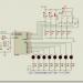 PIC16F84 LED Show Circuit Proton ide  Example