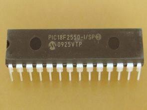 CCS C Examples PIC18F2550 USB LEDs
