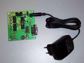 Atmega8 Programmable Controller Board Electronic PLC Circuit