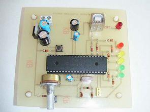 PIC18F4550 USB interface