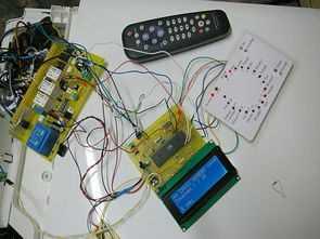 Operated Washing Machine Control Circuit with ATmega32