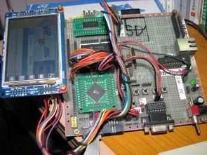 TFT LCD Digital Photo Frame ATmega128  SD Card TSC2046