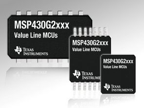 MSP430 examples