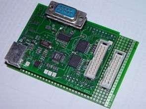ARM JTAG Programmer Circuit USB FT2232