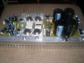Amplifier Circuits 250Watt 5 Different Designs