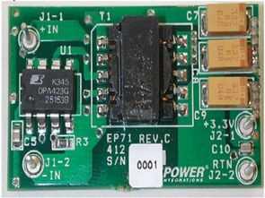 DC-DC Converter Circuit 3.3V 2A DPA423G DPA-Switch
